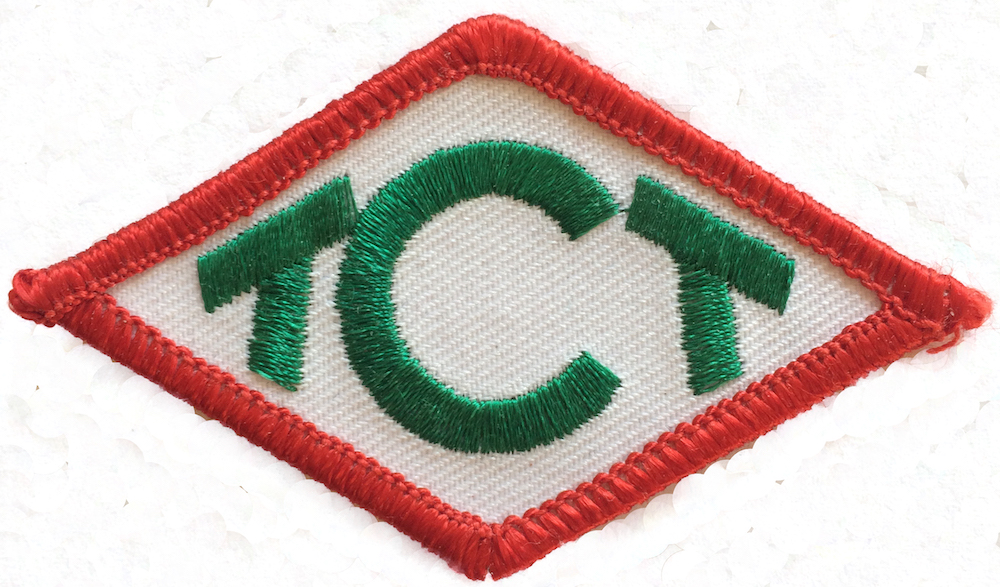 Taconic Hiking Club Summer Trail Patch