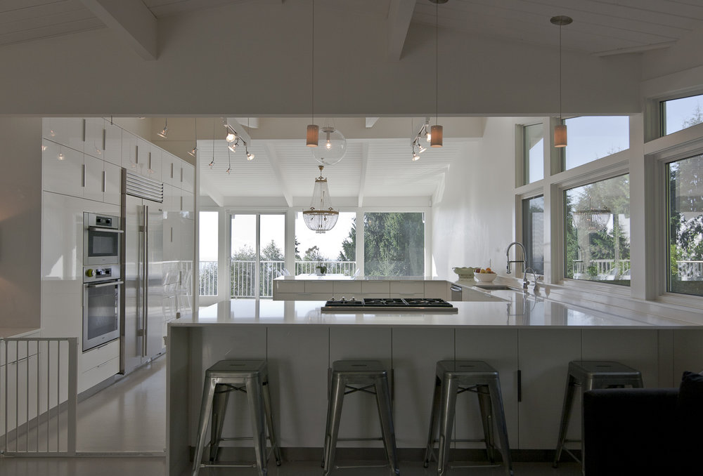 British Properties Kitchen Cabinet Design + Installation