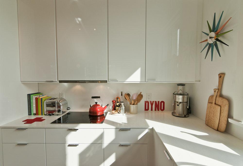 Kitchen Cabinet Design + Installation