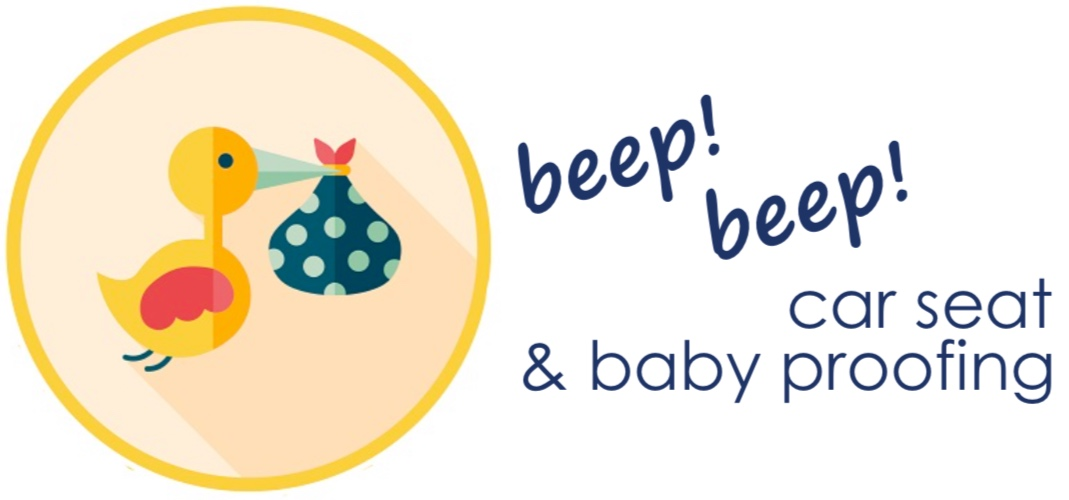 car seat installation - baby proofing services - beep! beep! car seat