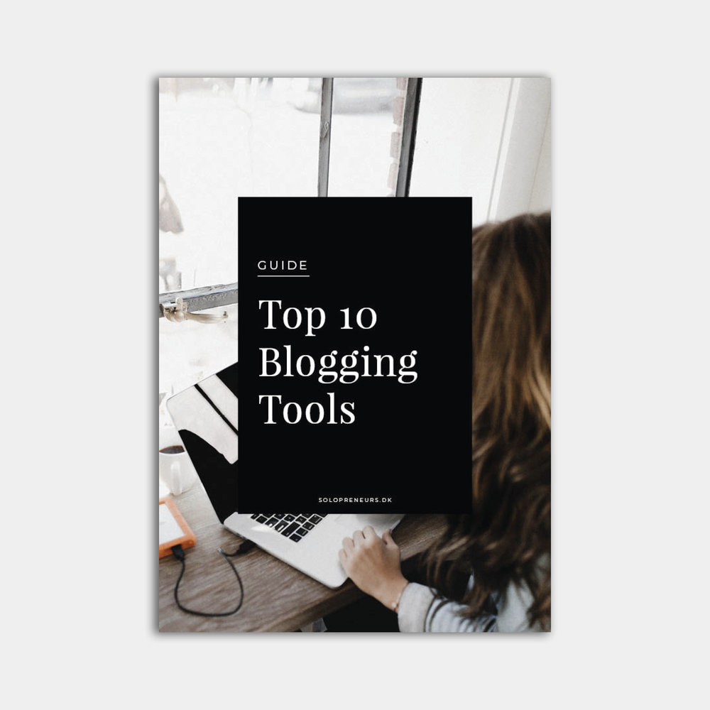 Guide: Top 10 tools til blogging