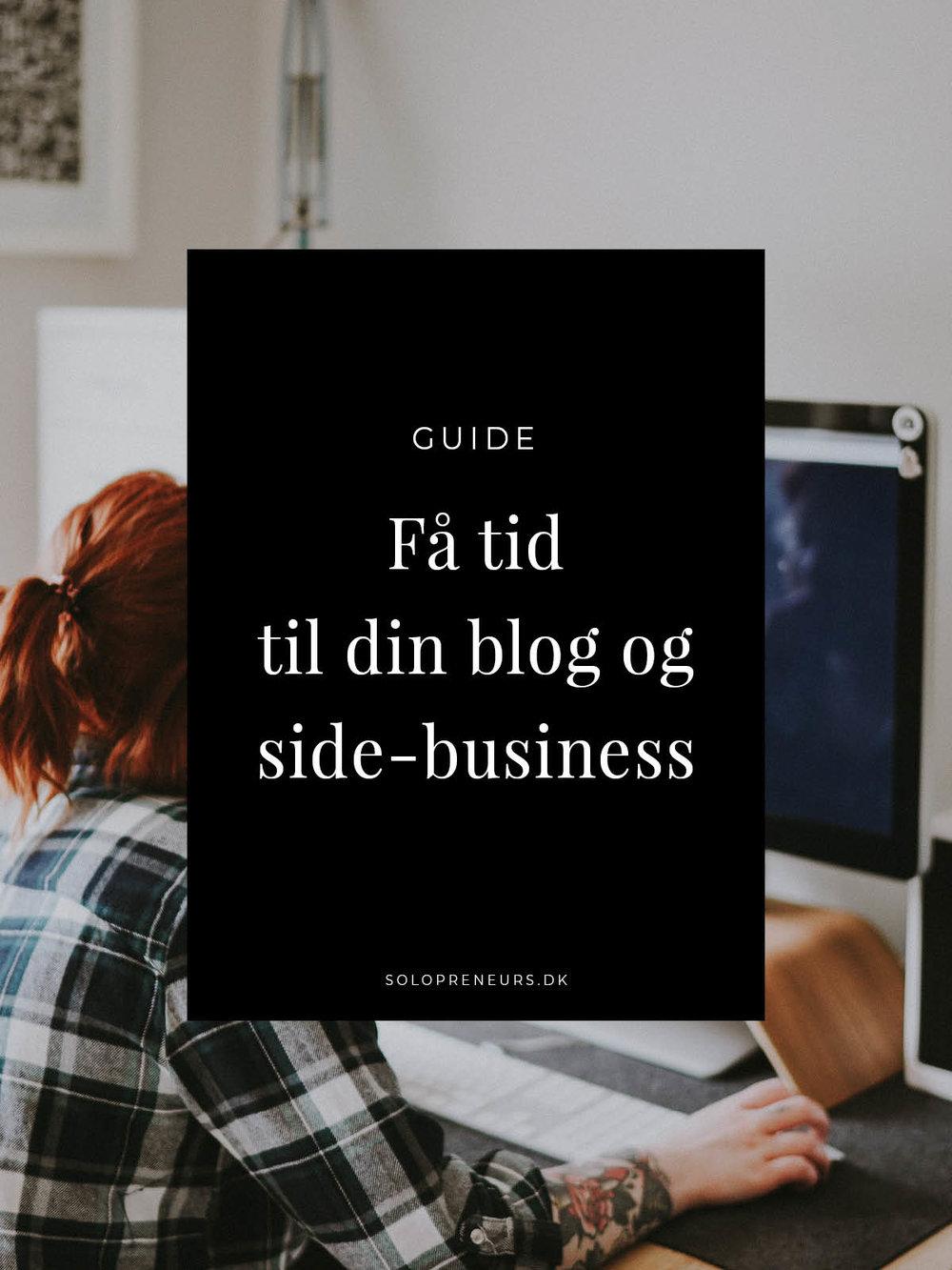 Sådan du får mere tid til at opbygge din blog og online business, selvom du har fuldtidsarbejde eller studie..jpg