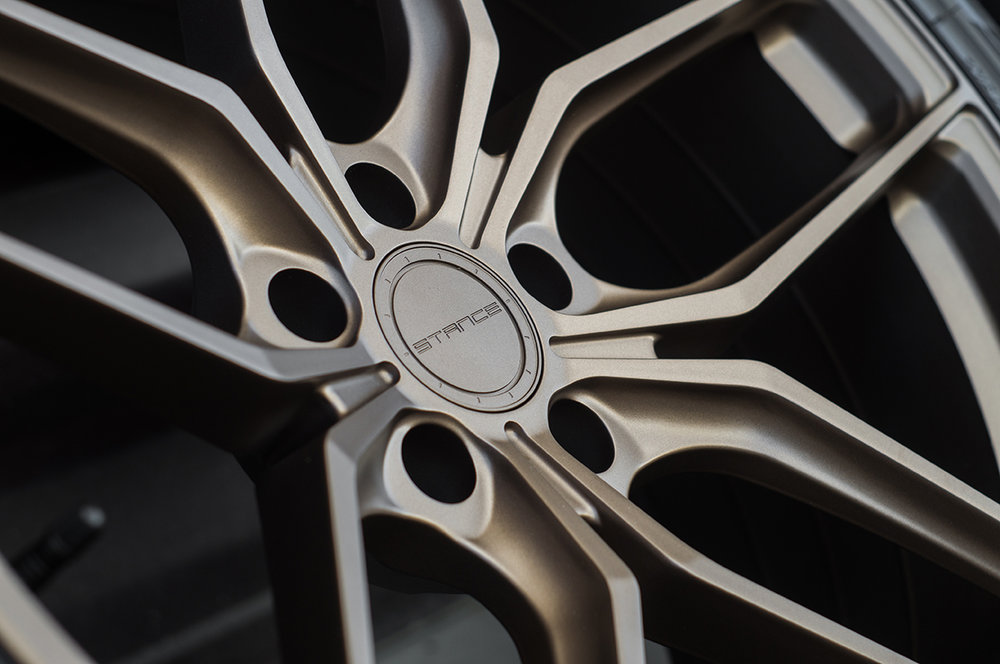 Stance Wheels - Rotary Forged