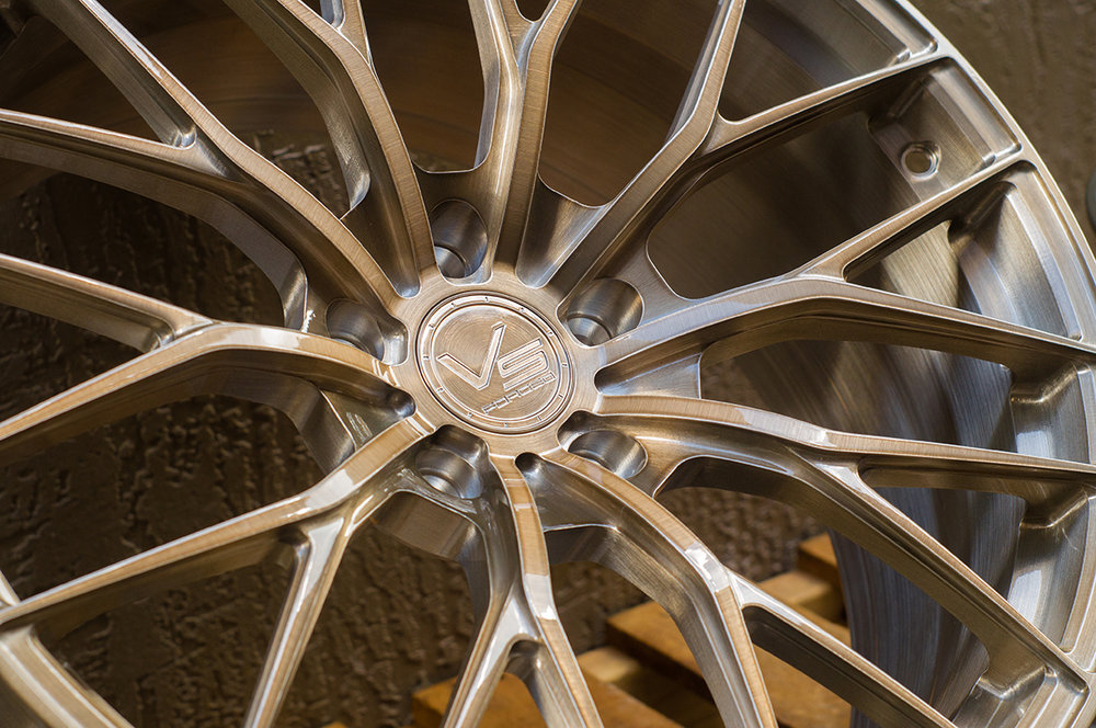 VS Forged - Fully Forged Monoblock