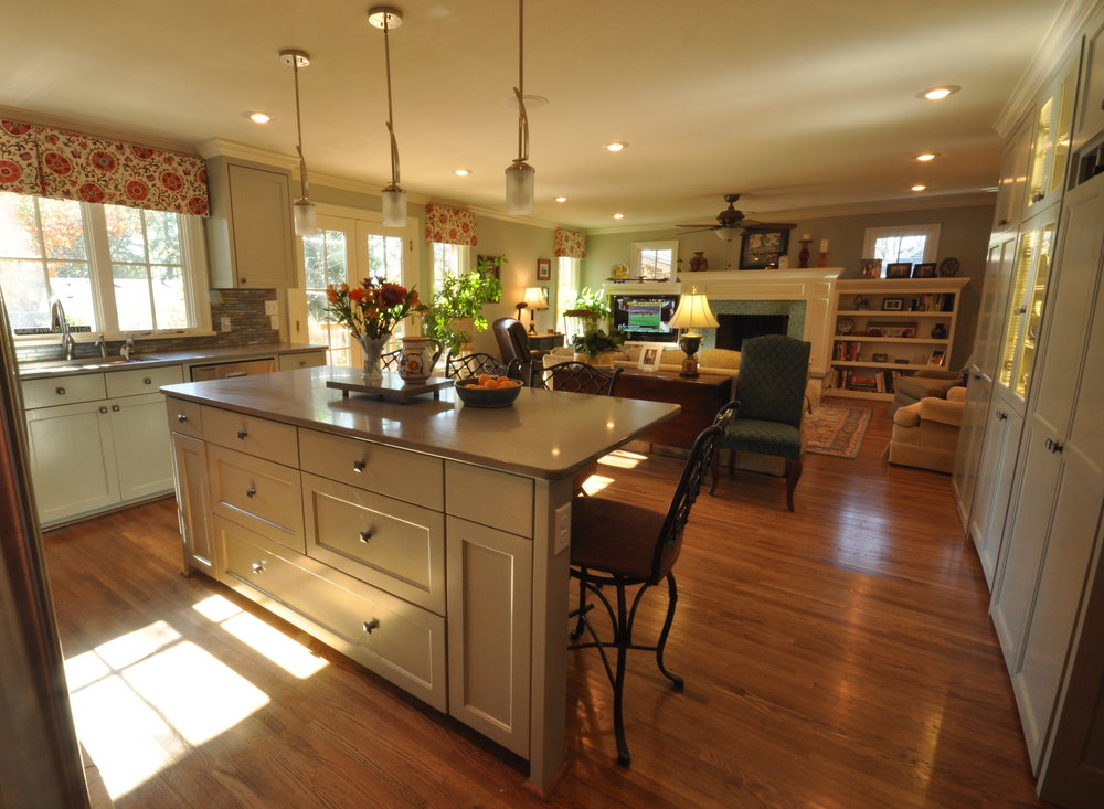 Den and Kitchen Addition