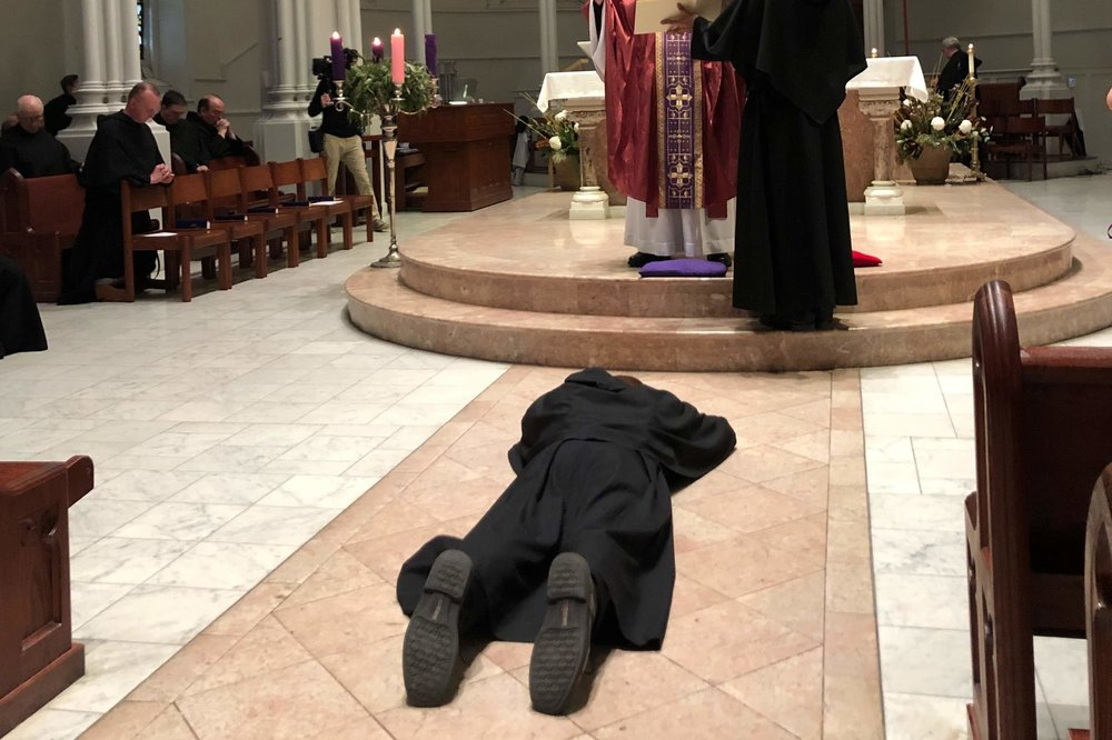 Perpetual Vows - After several years, he can make perpetual vows, which remain in force for his entire life. In some sense, perpetual vows don't even expire at death; in heaven, a religious brother becomes only more deeply consecrated to God.