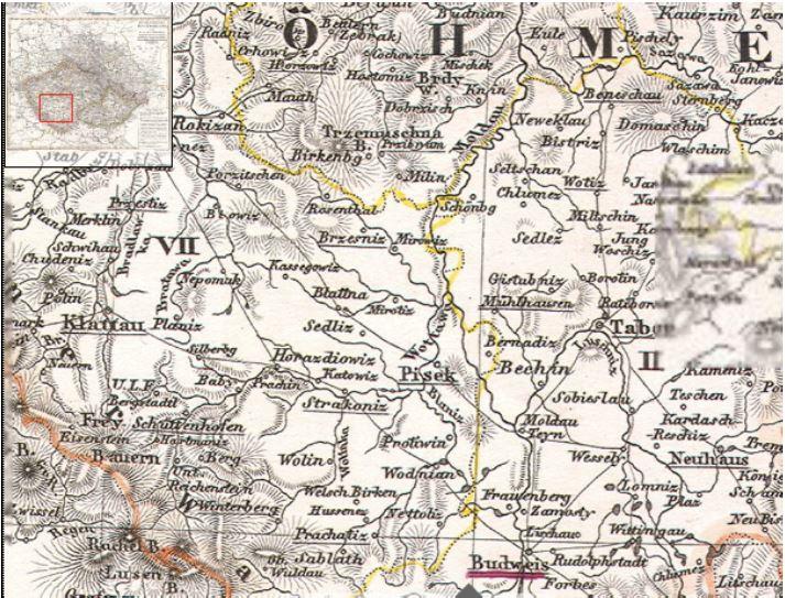 Bohemia in close-up