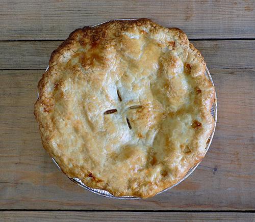 Classic Apple Pie - $25