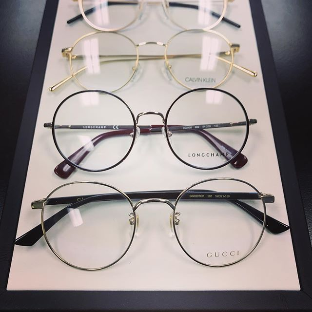 Looking for round frames? @imageopticalwest has you covered!  All different types of round and other styles too... call or click today!  Don't forget that 👁✔️⬆️ ...Evening and weekend Appointments available!!🤓🤓 . . www.ImageOpticalWest.com 905-970-8800 . . 10088-19 McLaughlin Rd Brampton, Ontario. L7A2X6. . . #longchamp #gucci #gucciglasss #roundframes #calvinklein  #getyoureyeschecked #goldframes #imageopticalwest #wecare #youreyecareprovider #getchecked #eyes #eyegotyou #healthiswealth #eyewear #eyecare #perscription #glasses #imageoptical #brampton #flowercity