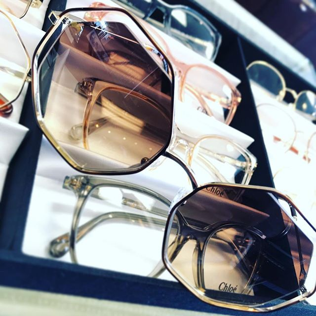 Queen🐝 Approved! New Chloe shades with a floating octagonal shape... truly shows their trend setting and contemporary style...💁🏽‍♀️This is a must have for the summer!! fresh, new & in stock🔥🔥🌞🕶 Call or click today!! . . www.ImageOpticalWest.com 905-970-8800 . . 10088-19 McLaughlin Rd Brampton, Ontario. L7A2X6. . . #chloe #beyonce #bae #crazyinlove #octagon #imageopticalwest #trendy #youreyecareprovider #getchecked #eyes #eyegotyou #healthiswealth #frames #eyewear #eyecare #perscription #sunnies #glasses #imageoptical