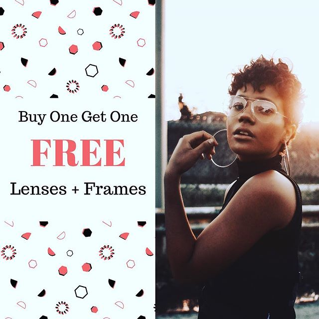 🙌🏻BOGO FREE🙌🏻 ONLY TILL THE END OF THE MONTH!!! Purchase a pair of frames with lenses and get a second pair free. Some restrictions apply.  Call click or visit today! . . www.ImageOpticalWest.com 905-970-8800 . . 10088-19 McLaughlin Rd Brampton, Ontario. L7A2X6. . . #BOGO #Free #brampton #glasses #imageopticalwest #youreyecareprovider #eyegotyou #eyecare #optometrist #imageoptical #eyes #freeglasses