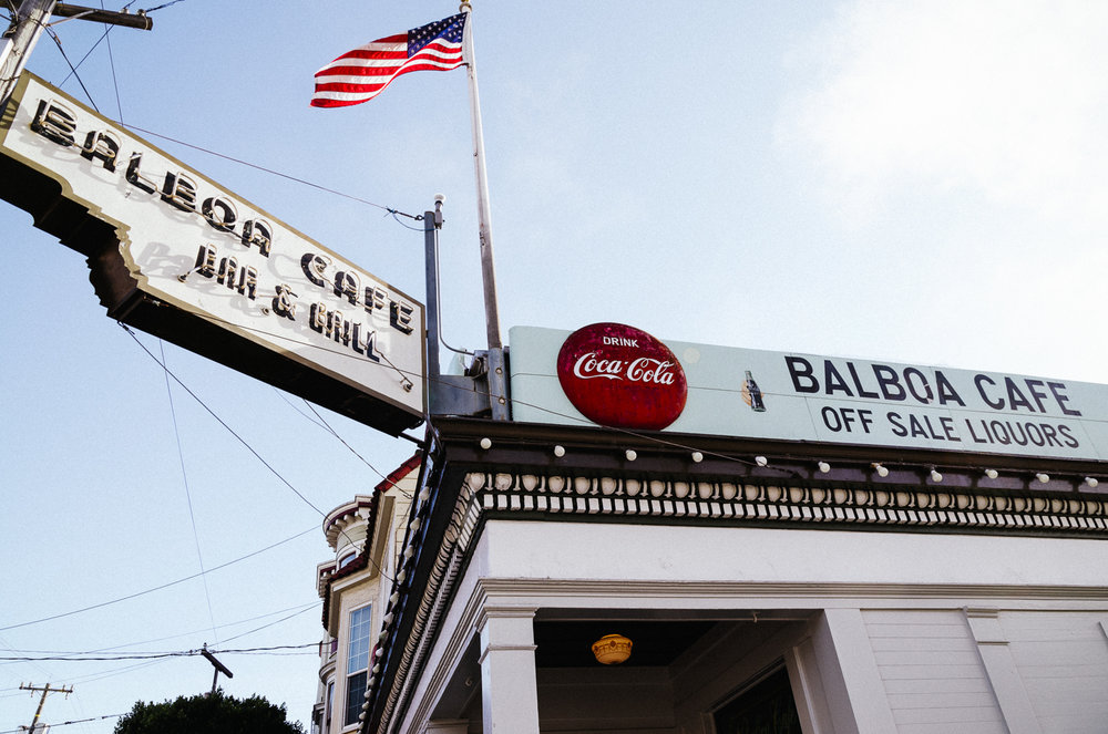 Balboa Cafe San Francisco
