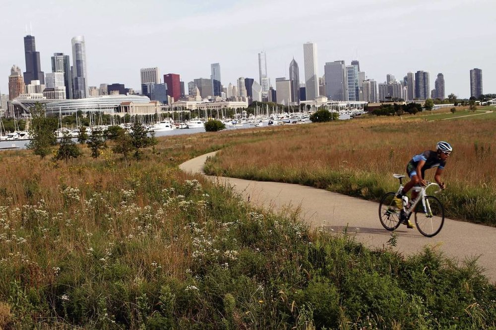 Northerly Island - 521 S. Linn White Dr. Chicago, IL 60605