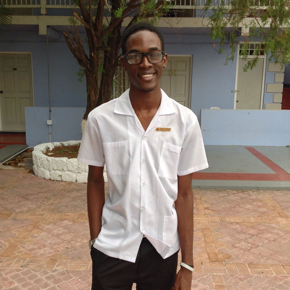 "- Name: Jamall StewartUniversity/ College: University of West Indies""Already, receiving this scholarship has completely changed everything for me as it will help me to live a more comfortable university life without the stress or constant worrying about my university financial status. Furthermore, a great weight has been lifted from my family's shoulders. I'm just extremely proud to know that I have worked so hard, and God has made a way through the Land We Love Scholarship to provide this opportunity to not only myself but to ten other students."""