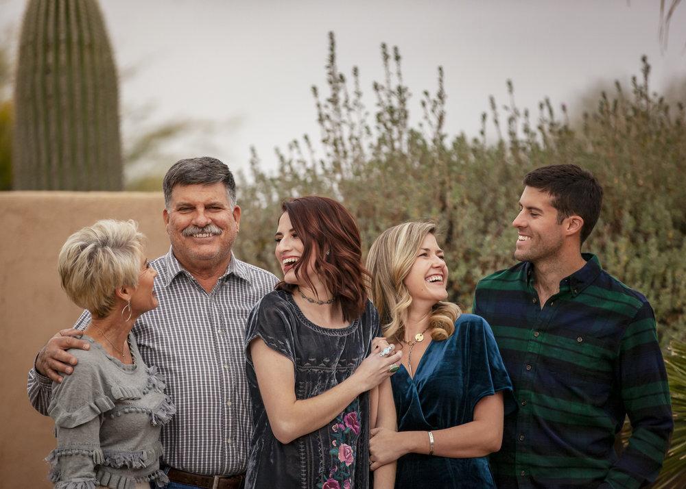 Tucson // Arizona  Clark Family