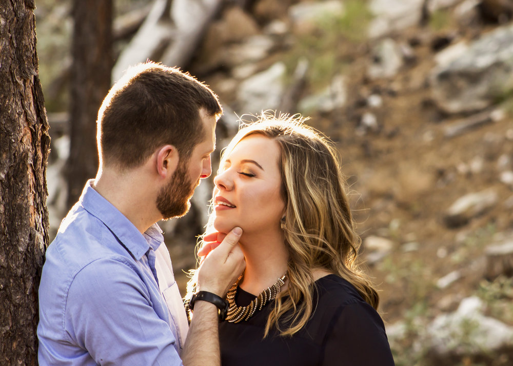 Mt Lemmon // Arizona  Sarah & Eric