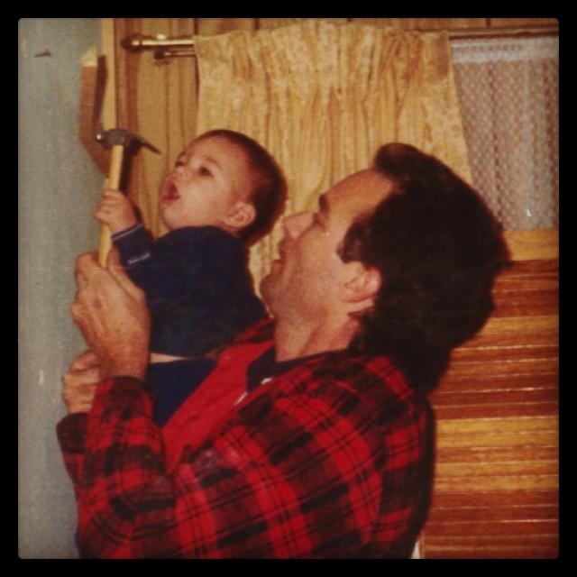 Born and Raised, Construction - circa 1988