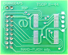 Adapter NAND Flash