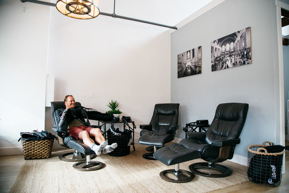NormaTec for Sport Recovery Pain Management
