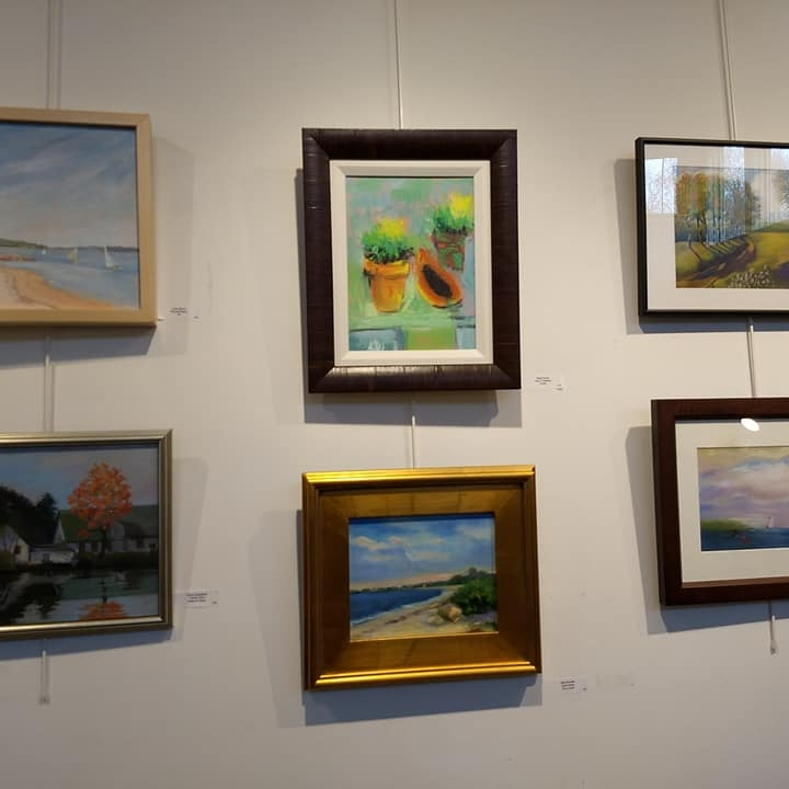 Events & Exhibitions - Our artists show their work in several exhibitions throughout the year. See what's happening here.