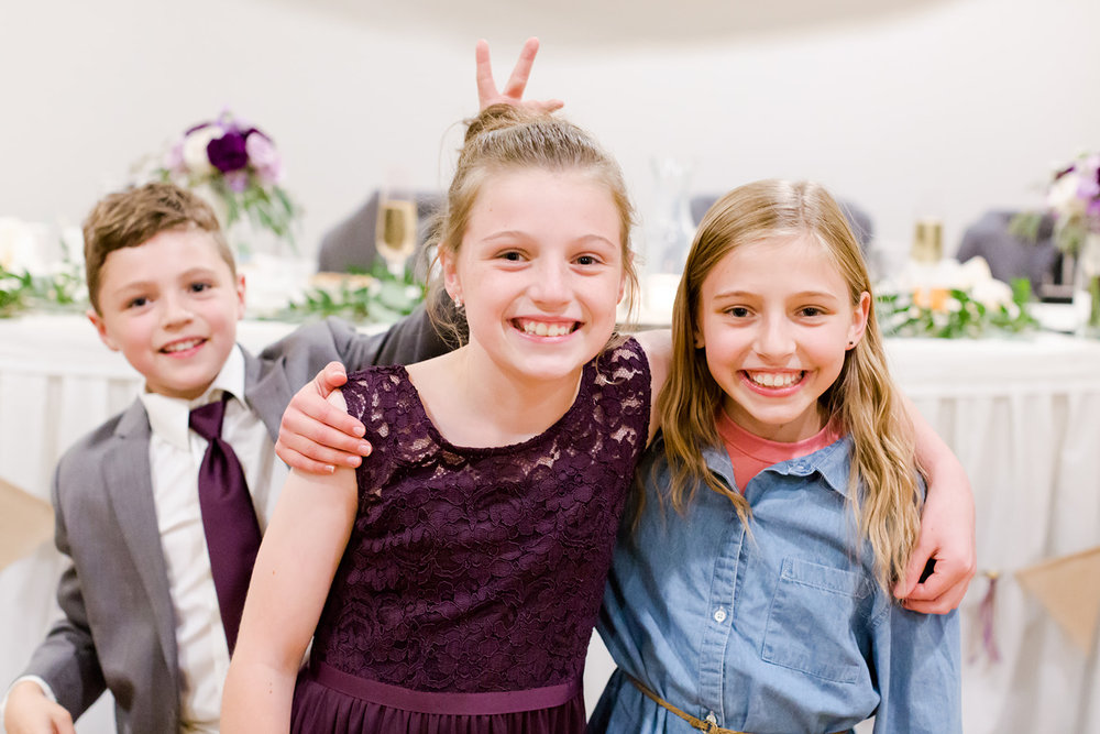Photo by Lindsey White Photography | Social Events banquet hall at Royal Cliff south metro Minnesota | kid friendly
