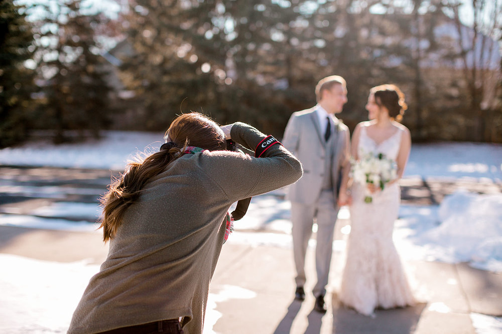 Royal Cliff photographer included in your wedding package   Photo by Rachel Graff Photography