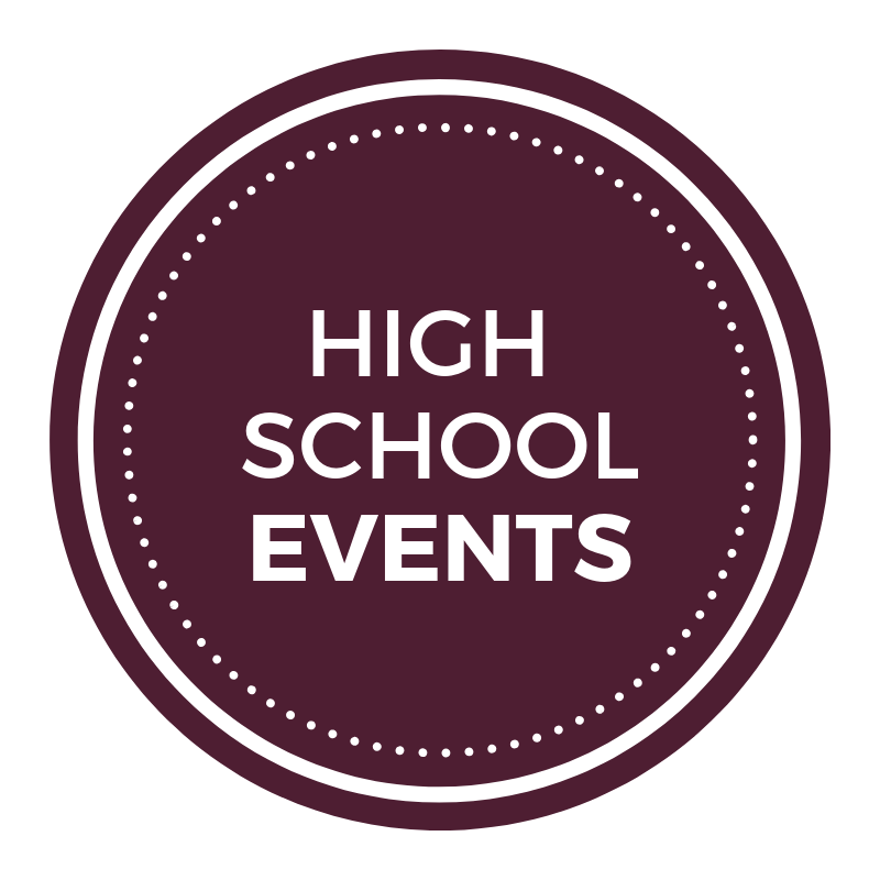 host a high school awards ceremony at a local banquet hall in Eagan