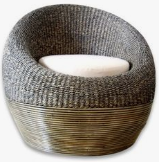 IN: Suistainable Pieces - Pieces made out of rice paper, jute or clay will be the future regarding the year 2019. Being more in touch with mother earth and nature is goign to be a big thing according to K Interiors.