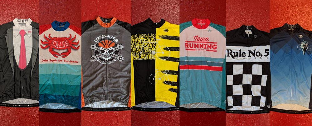 Custom Cycling Products    Check it out