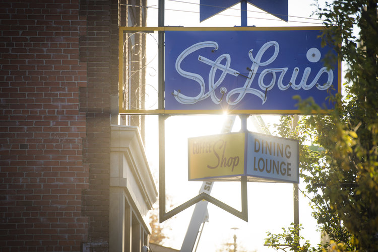 The St. Louis Hotel in East Village is a designated heritage site -