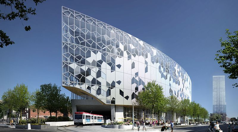 Central Public Library -