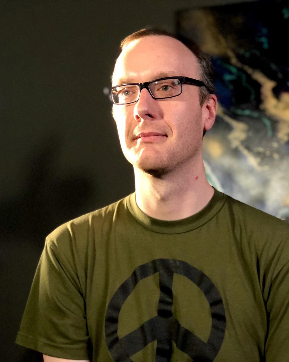 Speaker: Kyle Marshall -