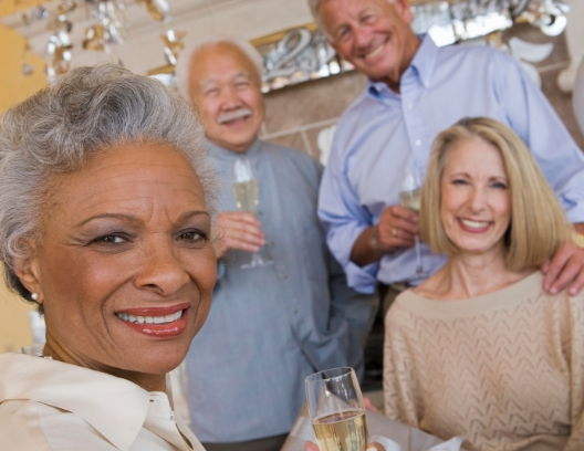 Our Mission - Enriching the lives of aging adultsWe strive to provide a friendly meeting place for seniors 50 and over. A variety of monthly activities and events help you stay socially active, healthy and independent.