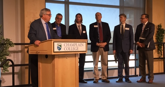 DLGA - DLGA Announces Founding Members and Partners at Champlain College Event. Download here.