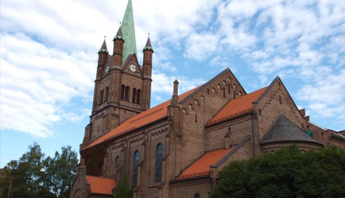 Sunday 31 March 11:00Grønland Church -