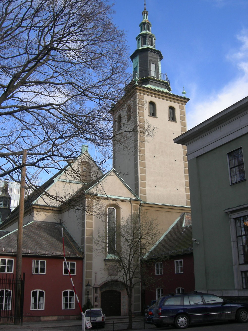 Sunday 24 March 11:00Swedish Church of St Margareta -