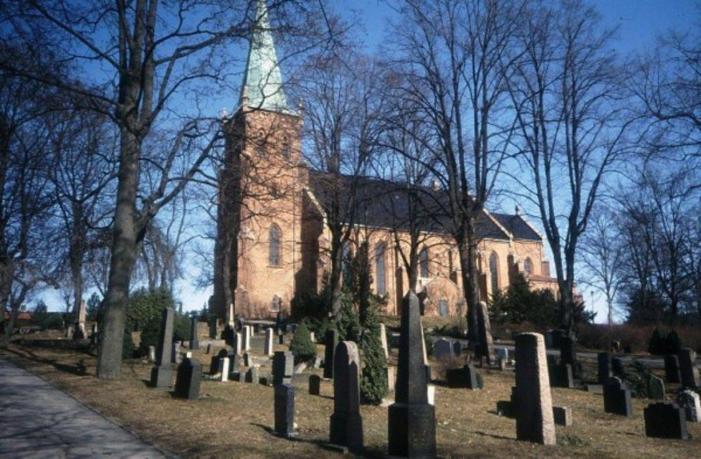Sunday 24 March 11:00Østre Aker Church -