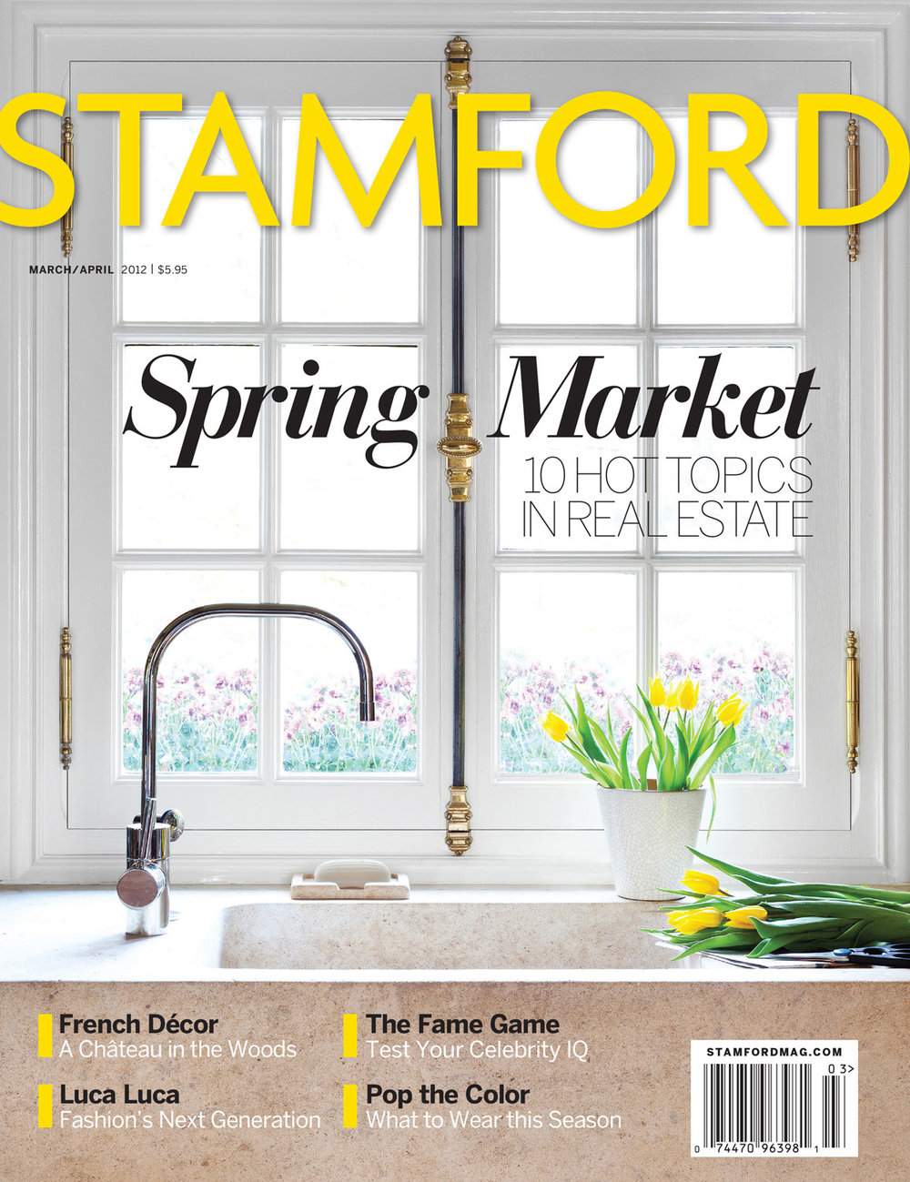 Stamford Magazine March/April 2012