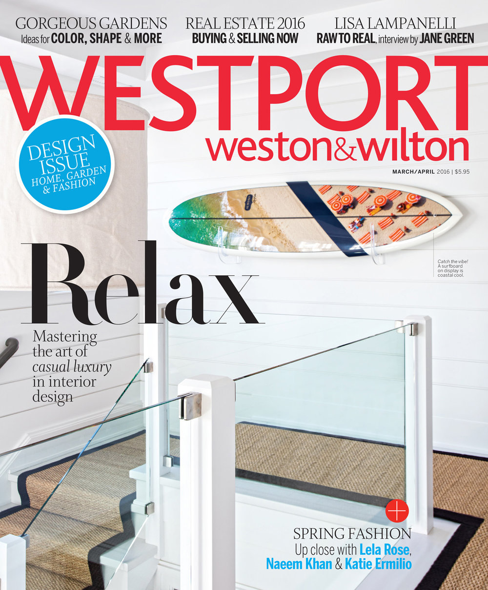 Westport Magazine March/April 2016