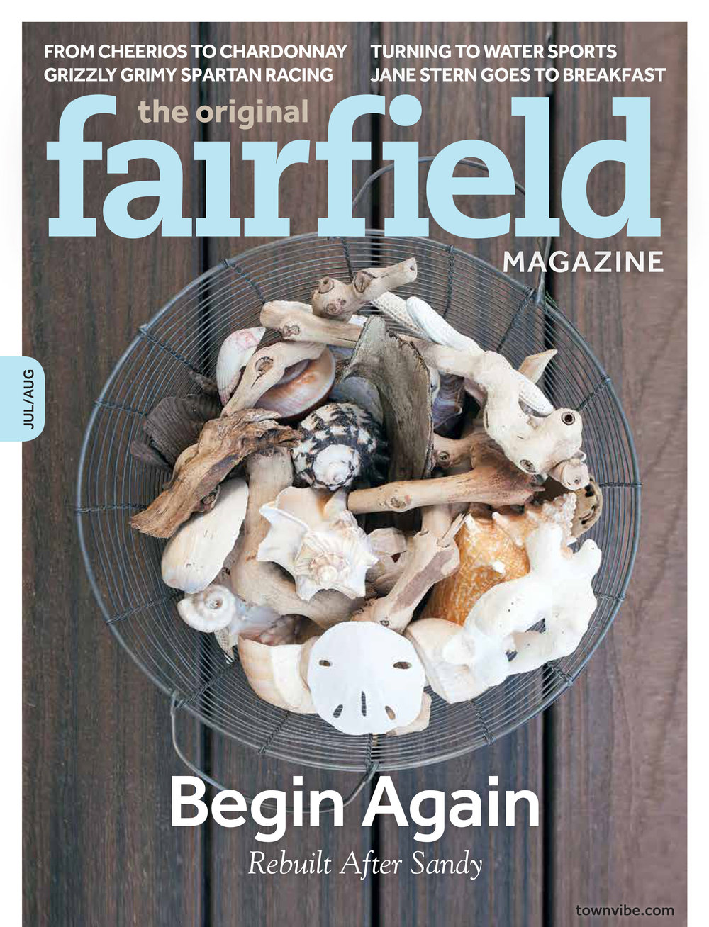 Fairfield Magazine July/August 2014
