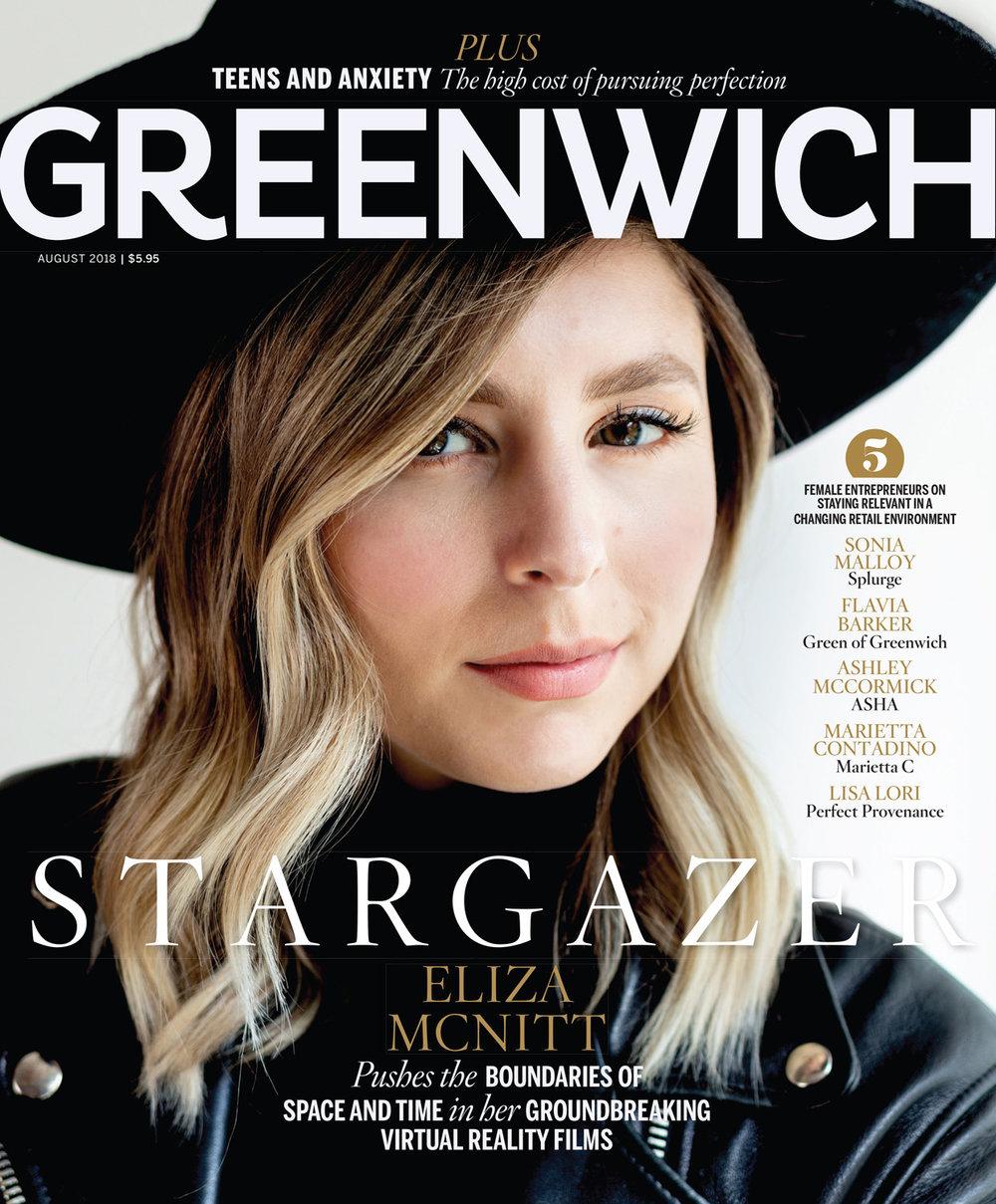 Greenwich Magazine August 2018
