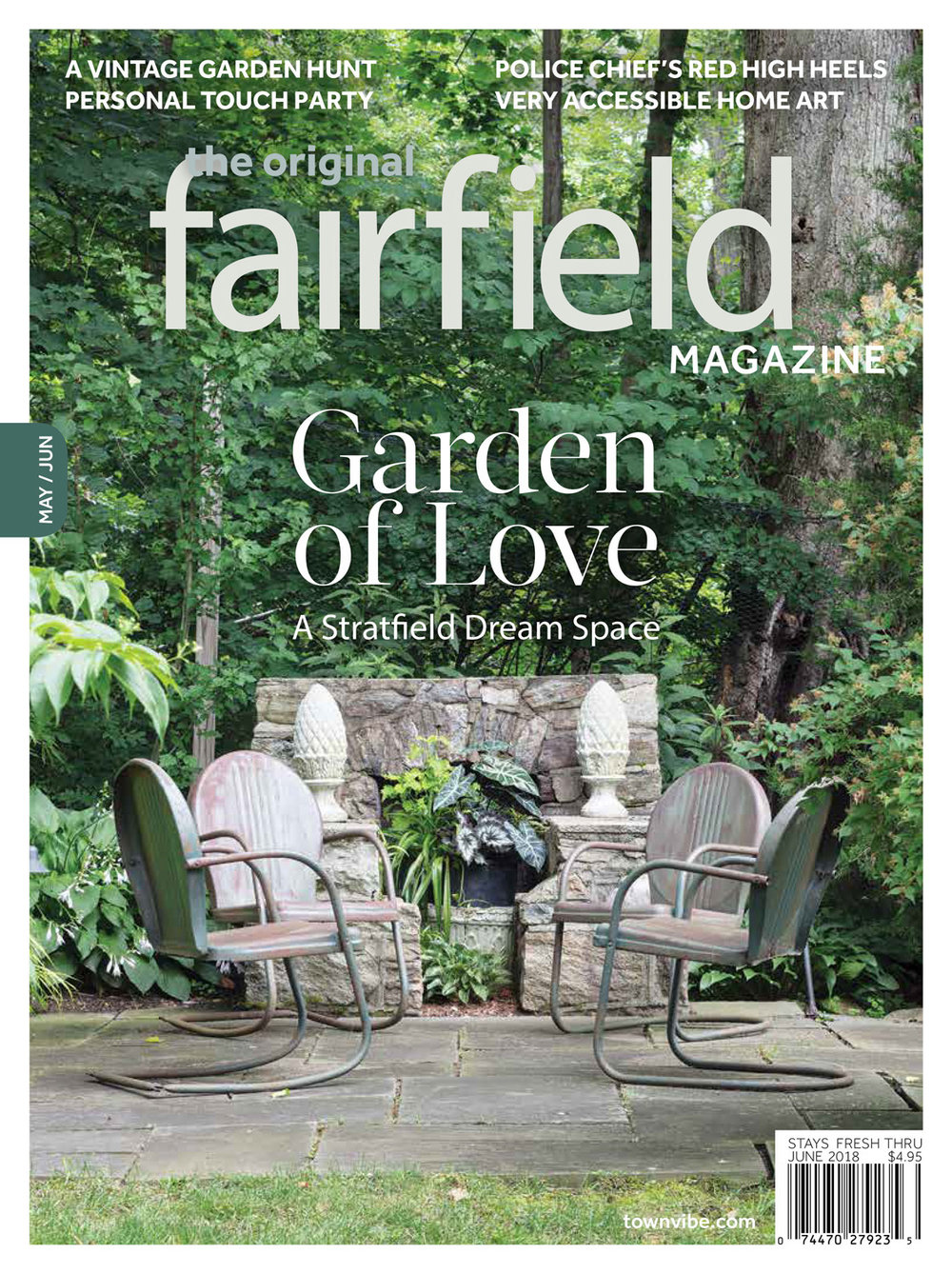Fairfield Magazine May/June 2018