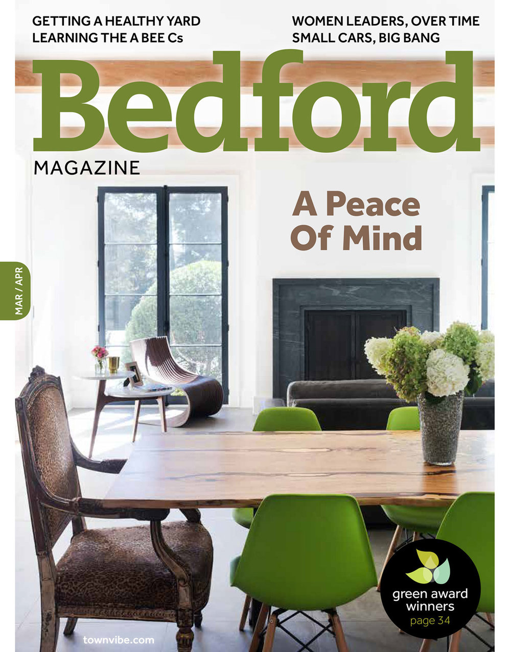 Bedford Magazine March/April 2018