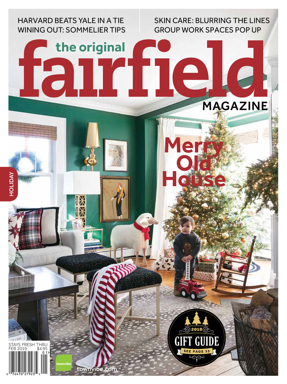 Fairfield Magazine December 2018/January 2019