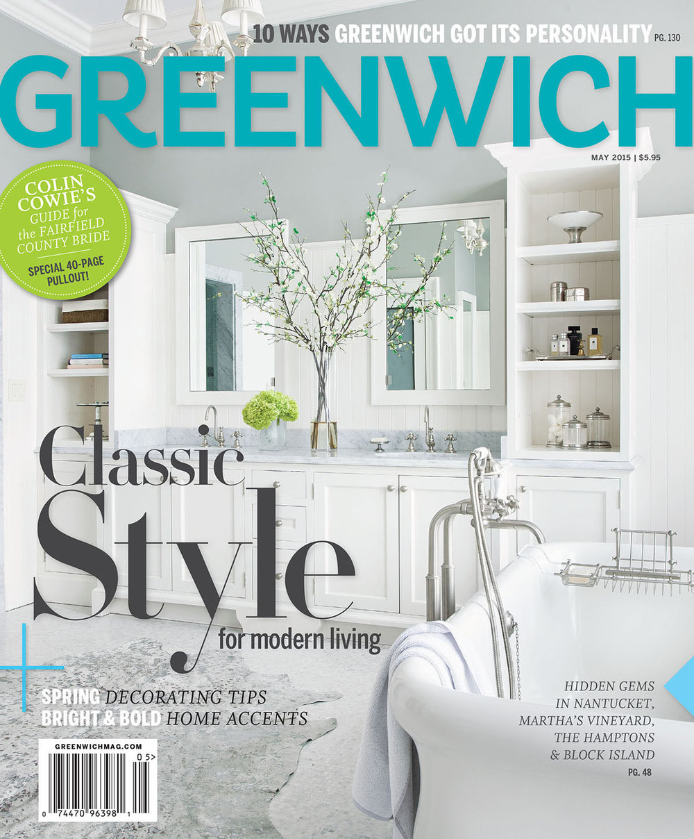 Greenwich Magazine May 2015