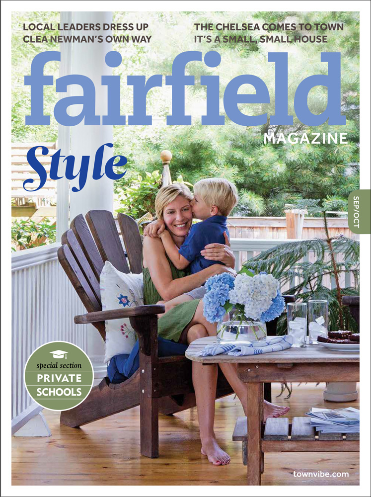 Fairfield Magazine September/October 2012