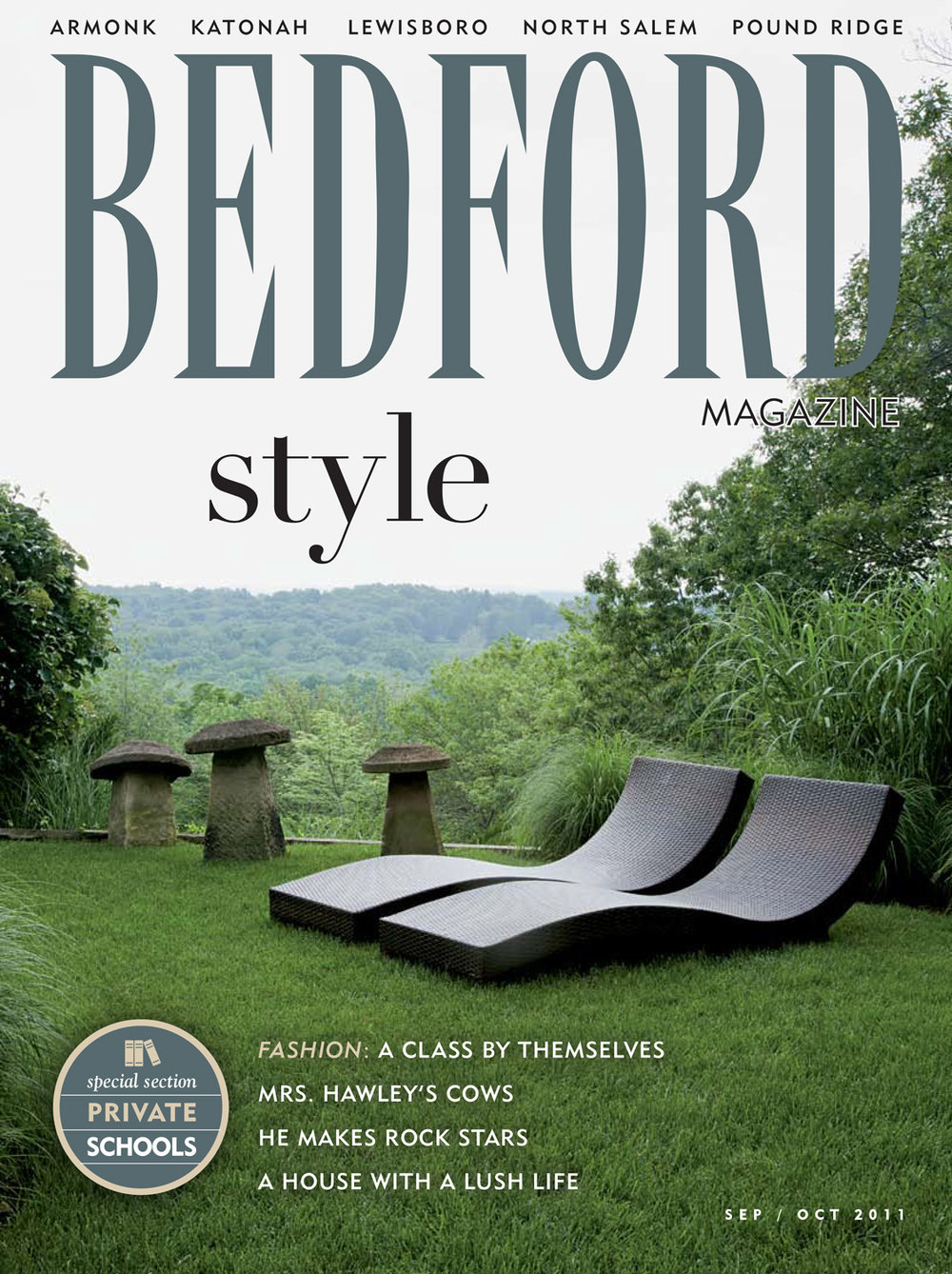 Bedford Magazine September/October 2012