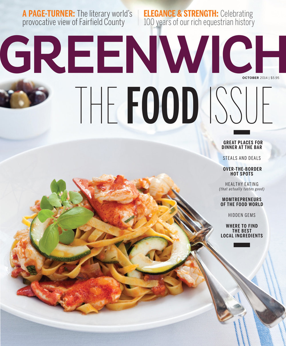 Greenwich Magazine October 2014