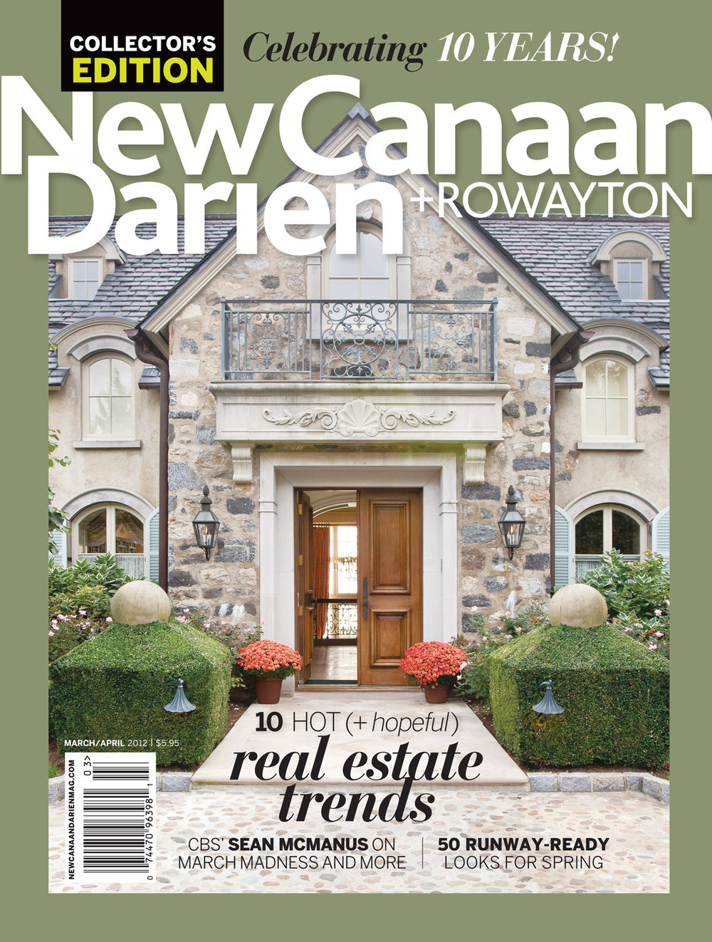 New Canaan Magazine March/April 2012