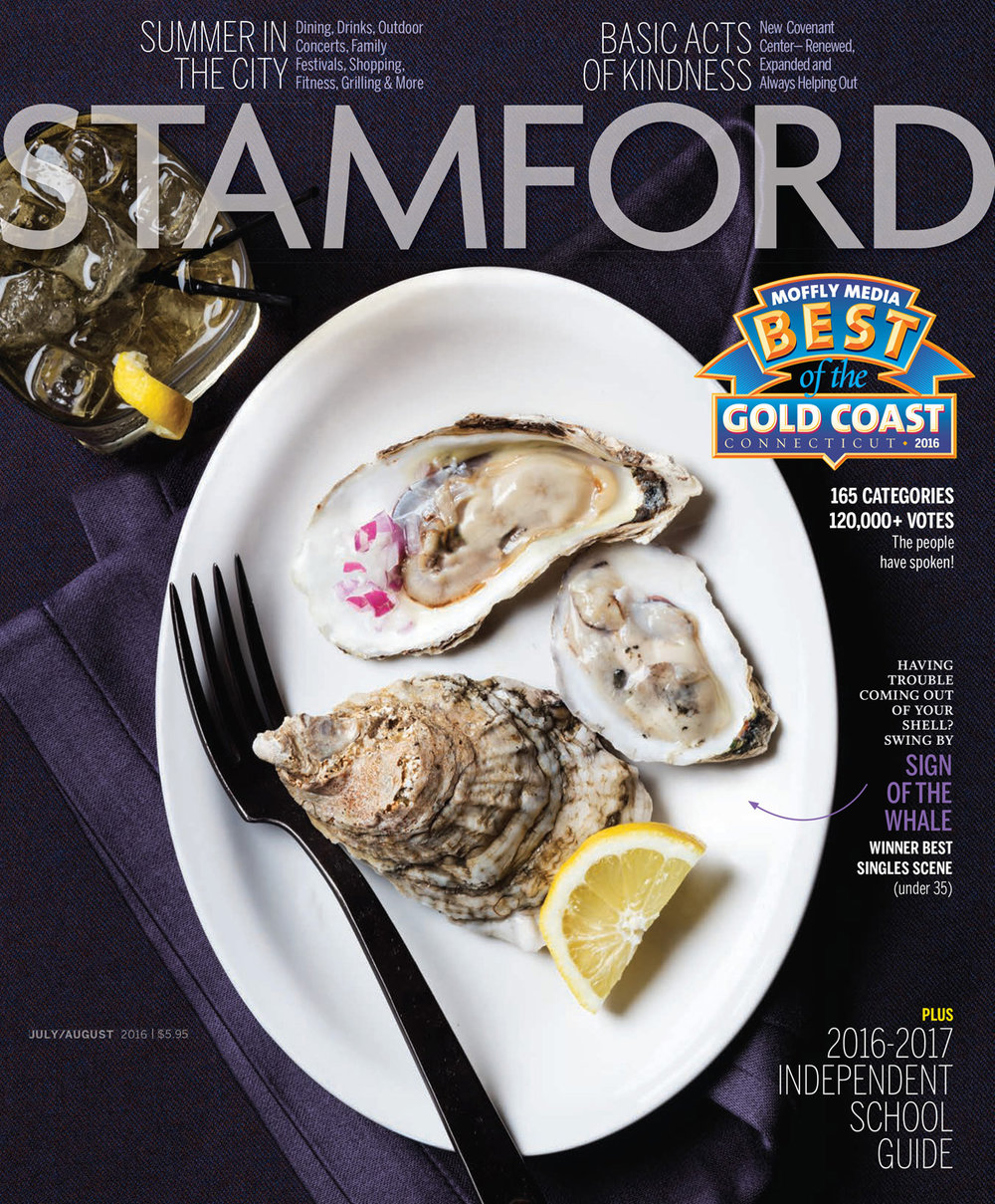 Stamford Magazine July/August 2016